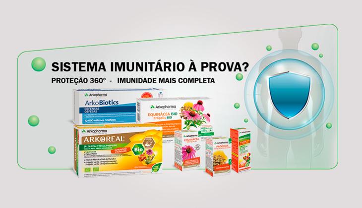 Arkoreal - Sistema Imunitário