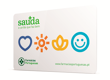 Cartão Sauda